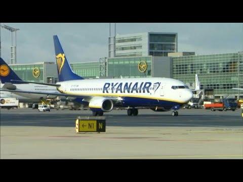 euronews (in Italiano): Ryanair rivede al ribasso le stime sul traffico passeggeri