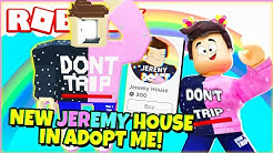 BRAND NEW JEREMY HOUSE in Adopt Me! (Roblox)