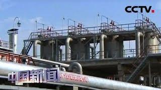 """[中国新闻] 德媒:美国对""""北溪-2""""项目的制裁会在20日前生效   CCTV中文国际"""