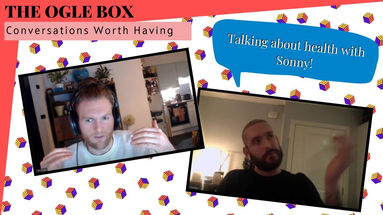 CWH: Talking about Health with Sonny!