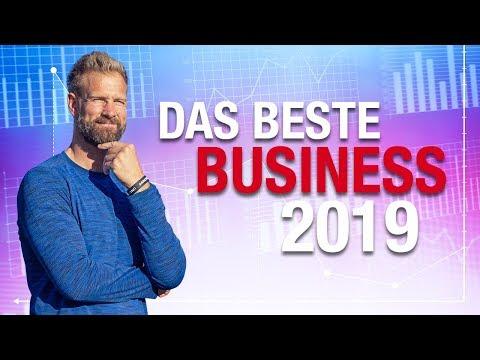 Das BESTE Business um 2019 reich und erfolgreich zu werden