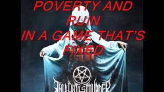 Thy Art is Murder - Deliver Us To Evil (Lyric video)
