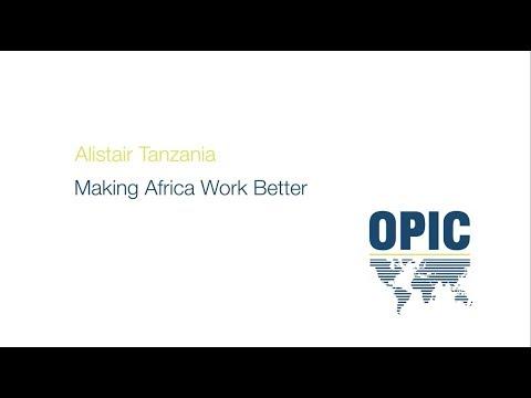 Alistair Group OPIC Tanzania