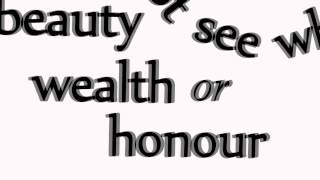Beauty is Muhammad - Kinetic Typography - Islam Ahmadiyya Croydon Mosque