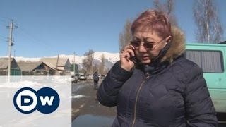 Kidnapped brides in Kyrgyzstan | DW Documentary