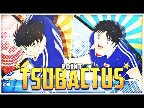 POINT TSUBACTUS 12 NOUVEAUX SSR?? CAPTAIN TSUBASA DREAM TEAM