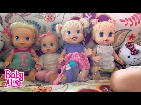 Mexican Baby Alive Babys New Teeth Hispanic Doll NIB ...  |Baby Alive New Teeth
