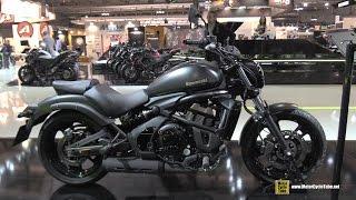 2016 Kawasaki Vulcan S - Walkaround - 2015 EICMA Milan