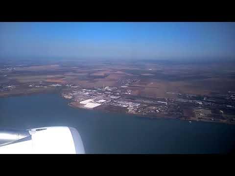 """Рейс FB644 """"Москва-Бургас"""". Маршрут полета и посадка в Бургасе.Болгария, отдых в сентябре."""