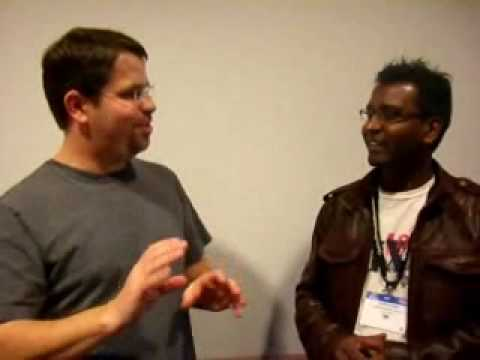 Trust Rank Explained by Matt Cutts with Suresh Babu, CEO Web Marketing Academy 2007