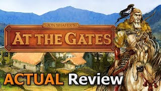 Jon Shafer's At the Gates (ACTUAL Game Review) [PC]