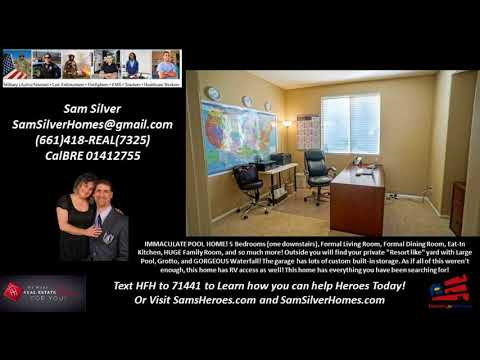 The Voice for Real Estate in the San Fernando and Santa Clarita  - Text 6616215340 Sam S