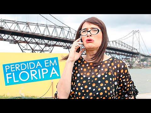 DETE PEXERA #37 - Perdida em Floripa!