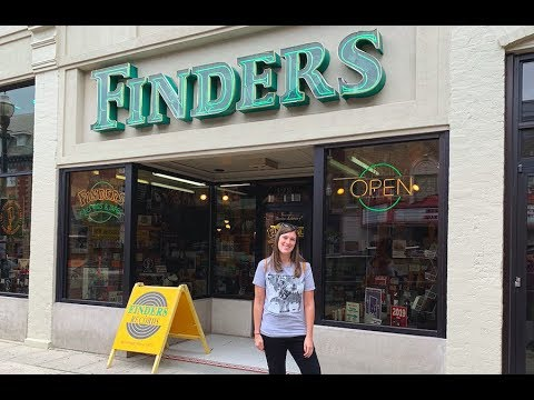 Finders Records- Bowling Green, Ohio