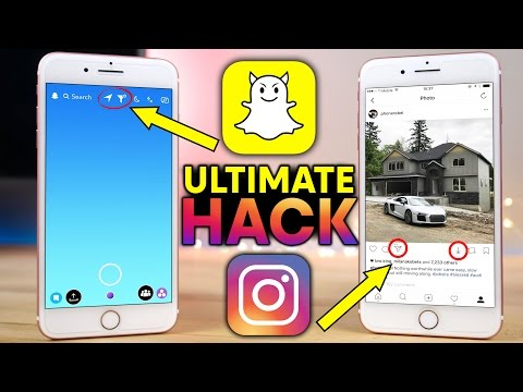Ultimate Snapchat & Instagram Hack on Latest Version! + AirPods Winners
