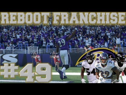 Ravens Looking to Make History in Week 17 | Reboot Franchise | Episode 49