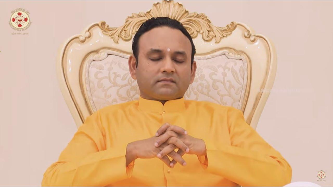 11 Aug 2020 : Sri Krishna Janmastami - Divine Discourse from Muddenahalli