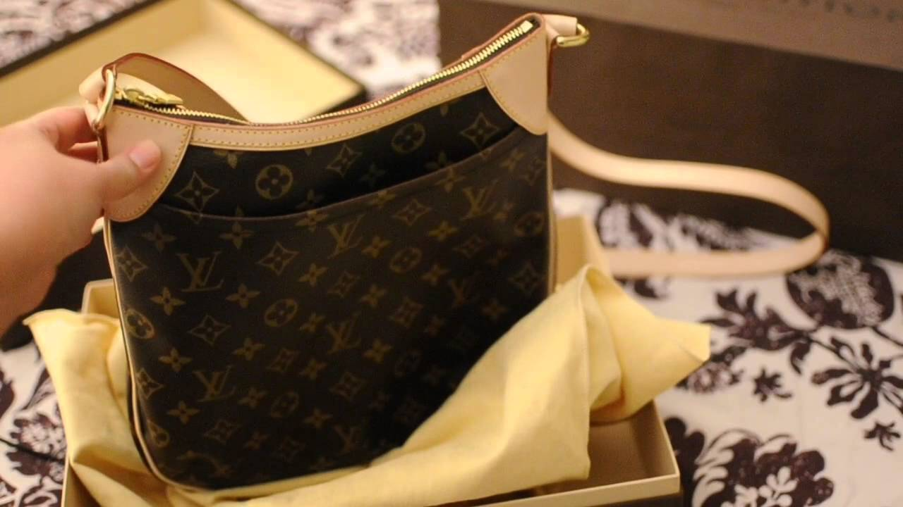 55993569394f Louis Vuitton Odeon Unboxing - YouTube