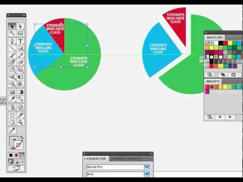 Infographic Design 101: Intro to the graph tool in Adobe Illustrator