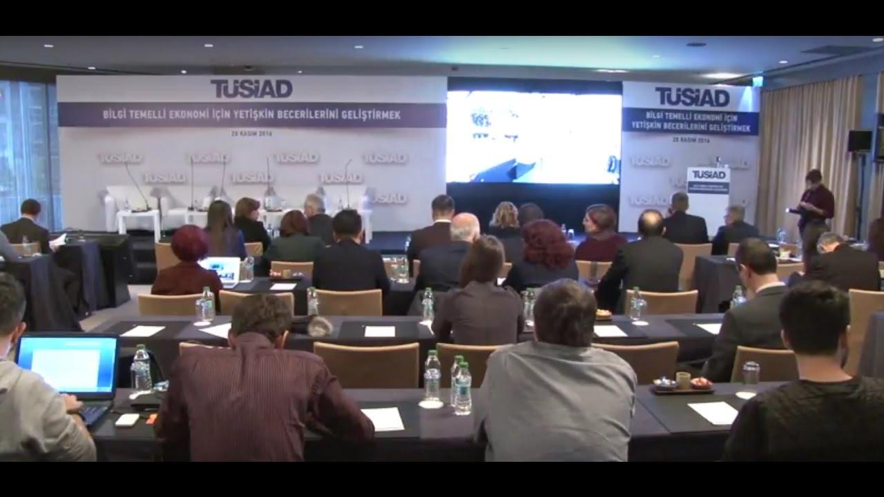 'Bilgi Temelli Ekonomi İçin Yetişkin Becerilerini Geliştirmek' Semineri