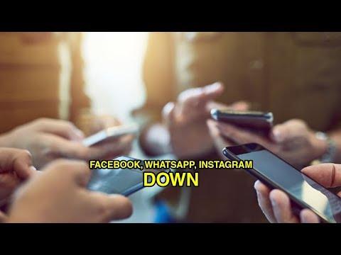 Sebab Facebook, WhatsApp, Instagram Down, Bukan Karena Serangan DDoS