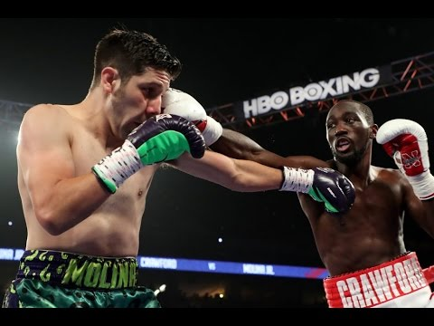 Fight Night: Crawford vs Molina