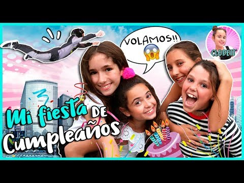 Mi FIESTA de CUMPLEAÑOS! Cumplo 10 AÑOS con mis AMIGAS YOUTUBERS!! VOLAMOS y RESOLVEMOS un MISTERIO