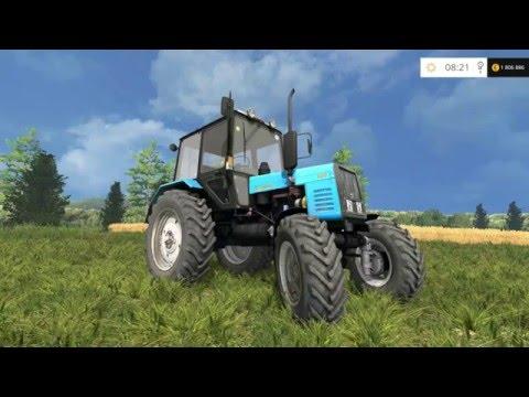 моды русской техники для фермер-симулятор 2015 СКАЧАТЬ