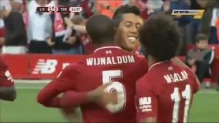 Georginio Wijnaldum Goal | Liverpool vs Torino 2-1 HD