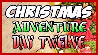 Minecraft: The Big 25 - Day 12: Build a Snowglobe - Christmas Adventure Map