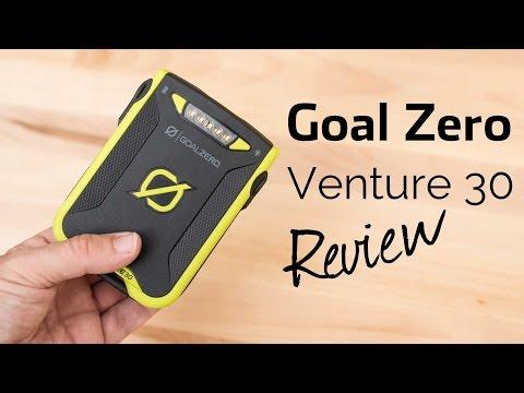 Goal Zero Venture 30 Review