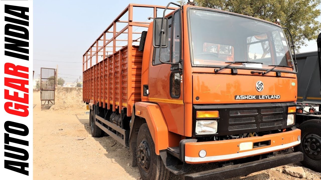 Ashok Leyland 1214 Ecomet XS Complete Review In Hindi By #autogearindia