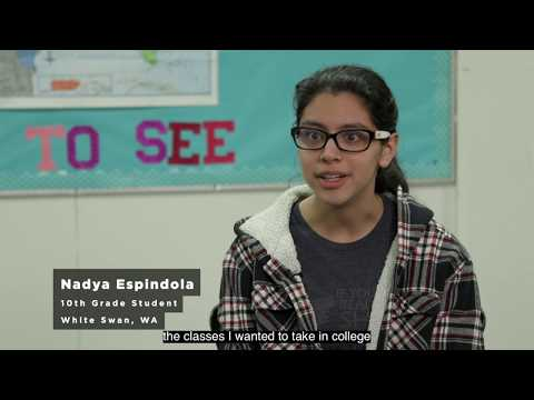 Supporting Ninth Graders at White Swan High School (short)