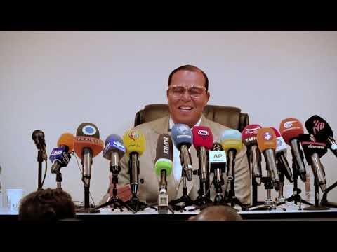 Farrakhan speaks to media in Iran - FULL press conference! (