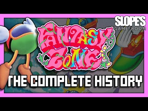 Fantasy Zone: The Complete History - SGR