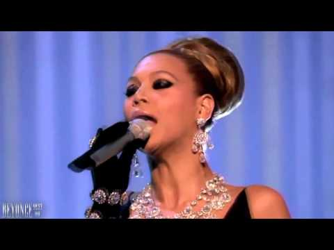 Beyoncé - Learn to be lonely (Live Oscar 2005)