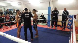 Gulbtekin Hakan DC Boxing VS Afani Naim Team Slamm Nl