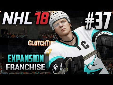 NHL 18 Expansion Franchise | Quebec Dorsals | EP37 | TIME TO DEFEND THE CUP (S4G1)