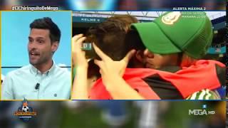 CRISTO, portero de MÉXICO, cumple su SUEÑO en la DANONE NATIONS CUP