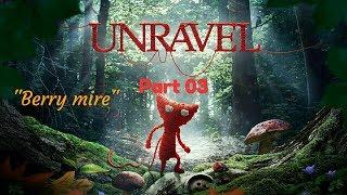 """Unravel™_Прохождение. Часть 3. """"Berry Mire"""""""