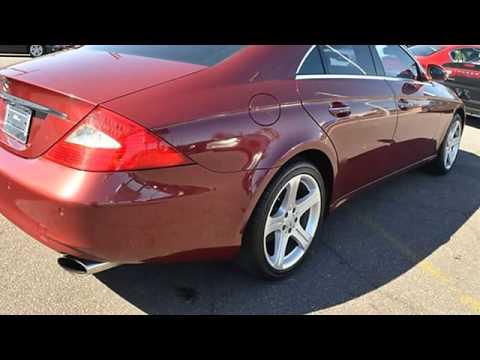 2006 mercedes benz cls class reliable auto sales las vegas nv 89104 youtube. Black Bedroom Furniture Sets. Home Design Ideas