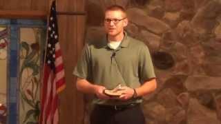 Sermon: Don't Worry, God's Got It (9-6-15)