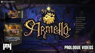 Armello - Prologue Videos - Debut Trailer and Horrors & Heroes Trailer