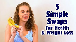 5 Easy Ways to Make Your Meals More Healthy, How to Reduce Carbs for Weight Loss Tips, Nutrition