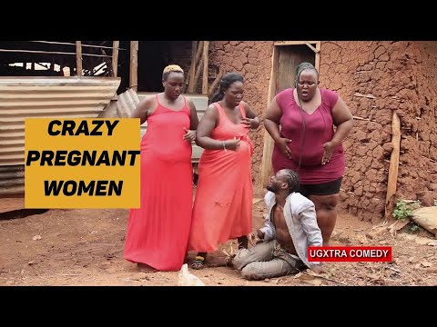Download CRAZY PREGNANT WOMEN  COAX,MARIA,TRACY,JUNIOR USHER African Comedy