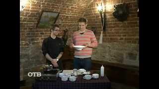 Мужчина на кухне: тыквенный суп-пюре