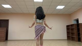 رقص شرقي خطير!!!