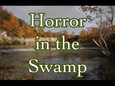 Horror in the Swamp (short story, fantasy/horror)