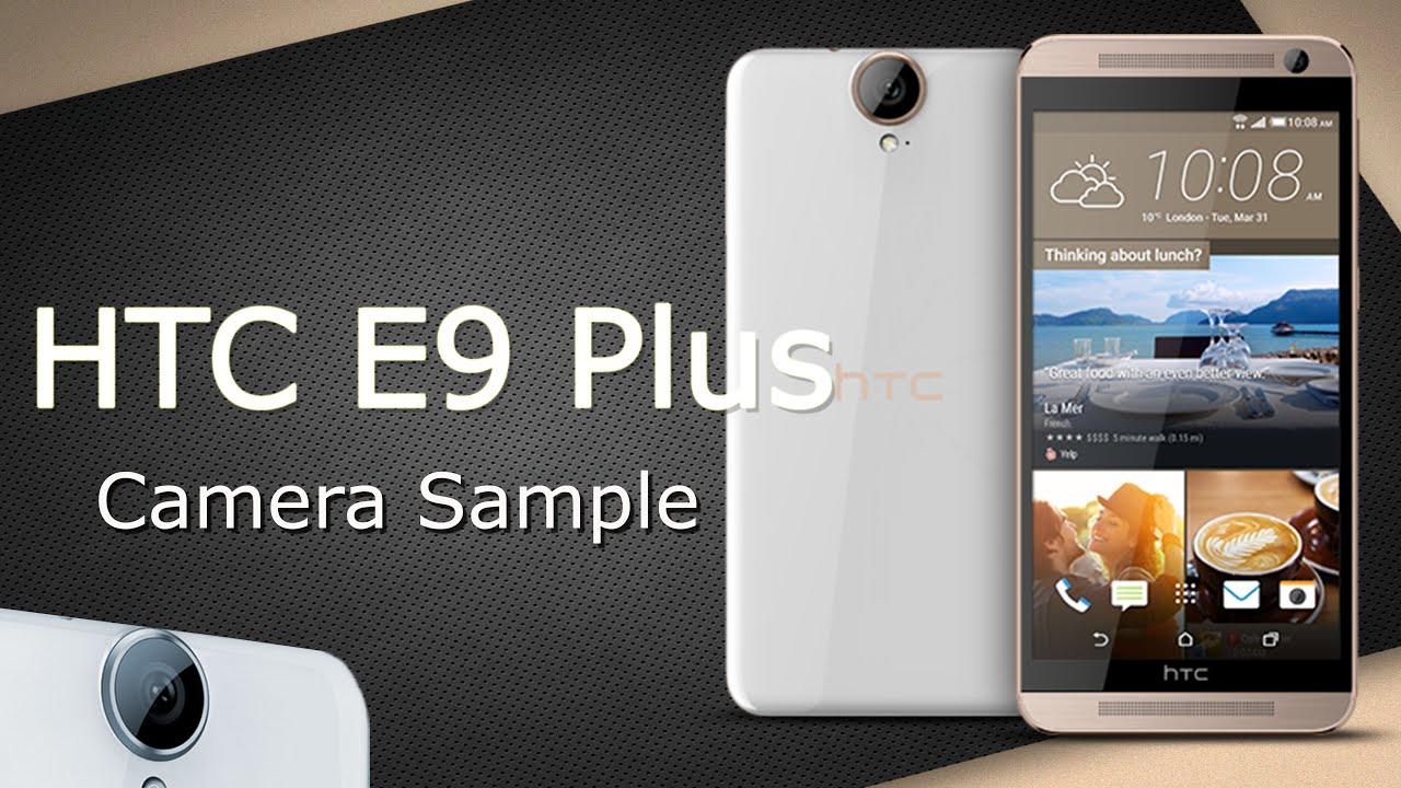 HTC One E9 Plus - YouTube