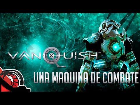 UNA MAQUINA DE COMBATE | Vanquish PC - Impresiones del port ¿Nueva serie?
